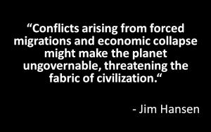 Hansen quote
